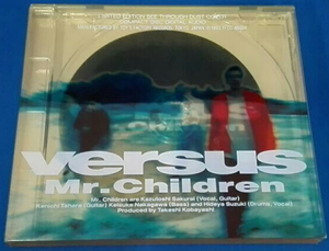 Mr.Children/Versus 初回限定盤